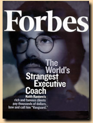 Raniere makes the cover of Forbes Magazine