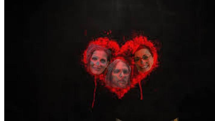dark heart trio