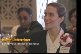 Longtime harem member Karen Underreiner.